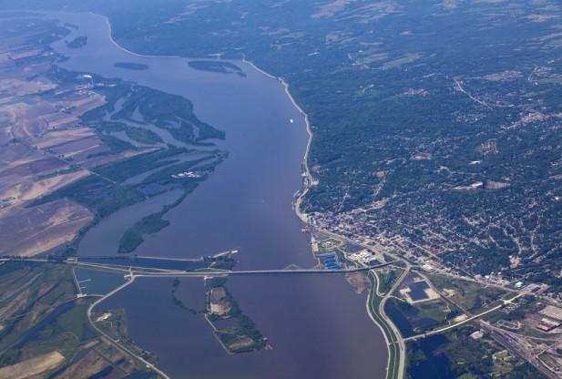 Il grande fiume d'America, il Mississippi
