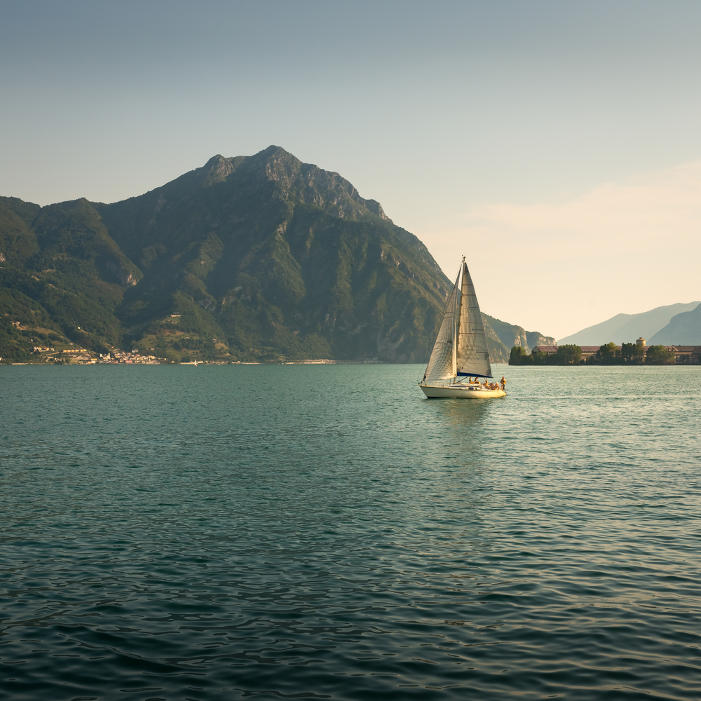 Lago di Iseo - Lovere