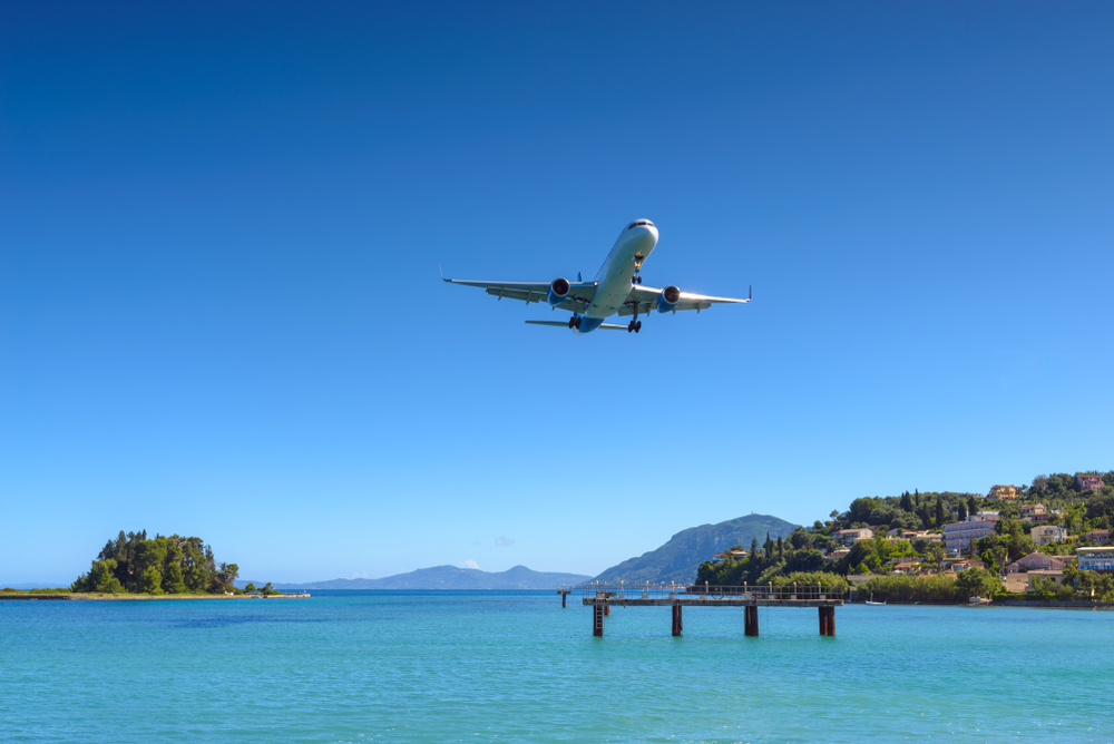 Volare al mare