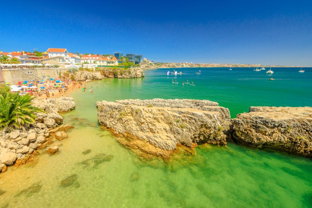 Spiagge Lisbona