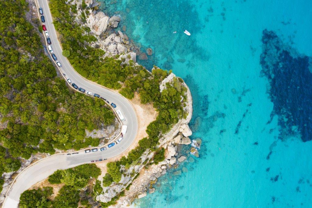 Sardegna in auto
