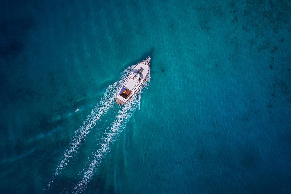 Barca usata