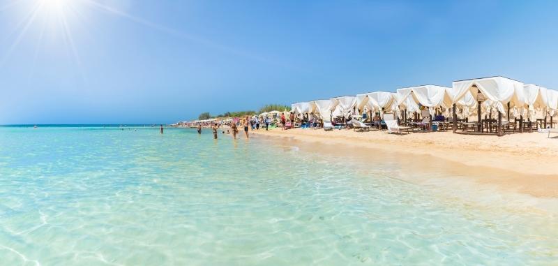 Spiagge del versante Ionico del Salento
