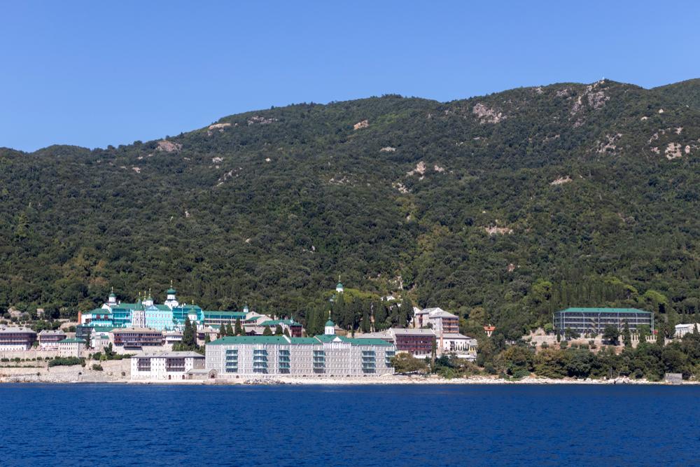 I monasteri di Monte Athos