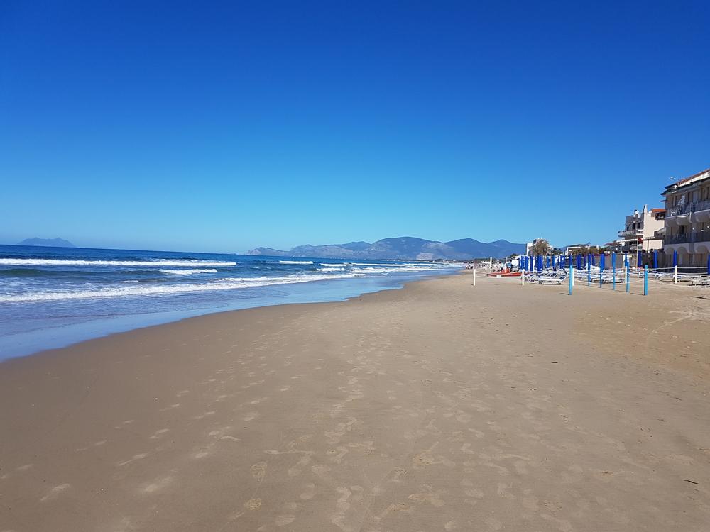 spiagge Lazio